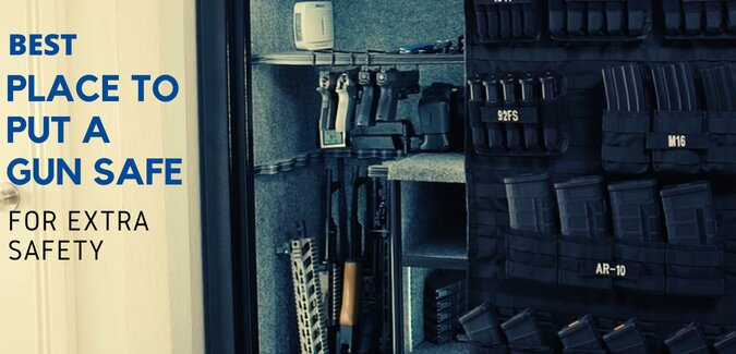 Best Place To Put A Gun Safe